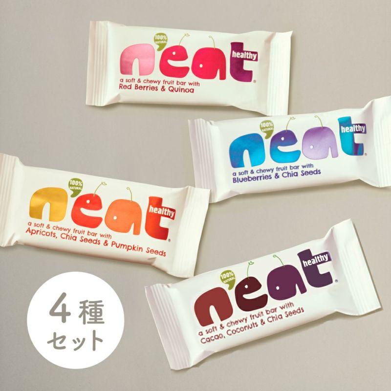 n'eatフルーツバー4種セット